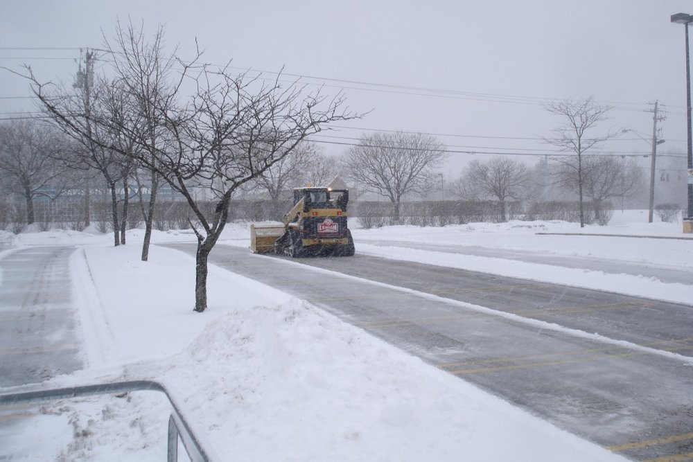 commercial snow management company in dutchess county, ny