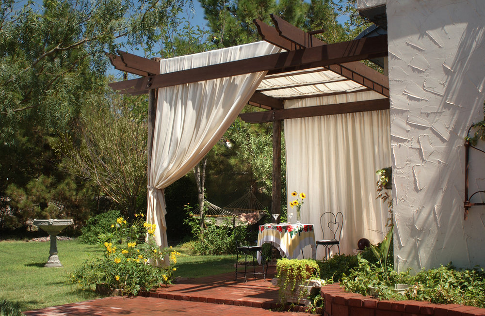 Creating Privacy and Intimacy for your Fishkill, NY Patio