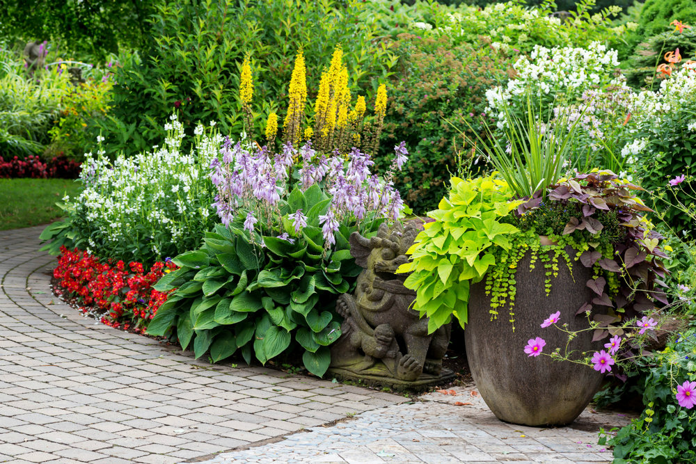 4 Design Elements for your Spring Landscaping Projects in Poughquag, NY