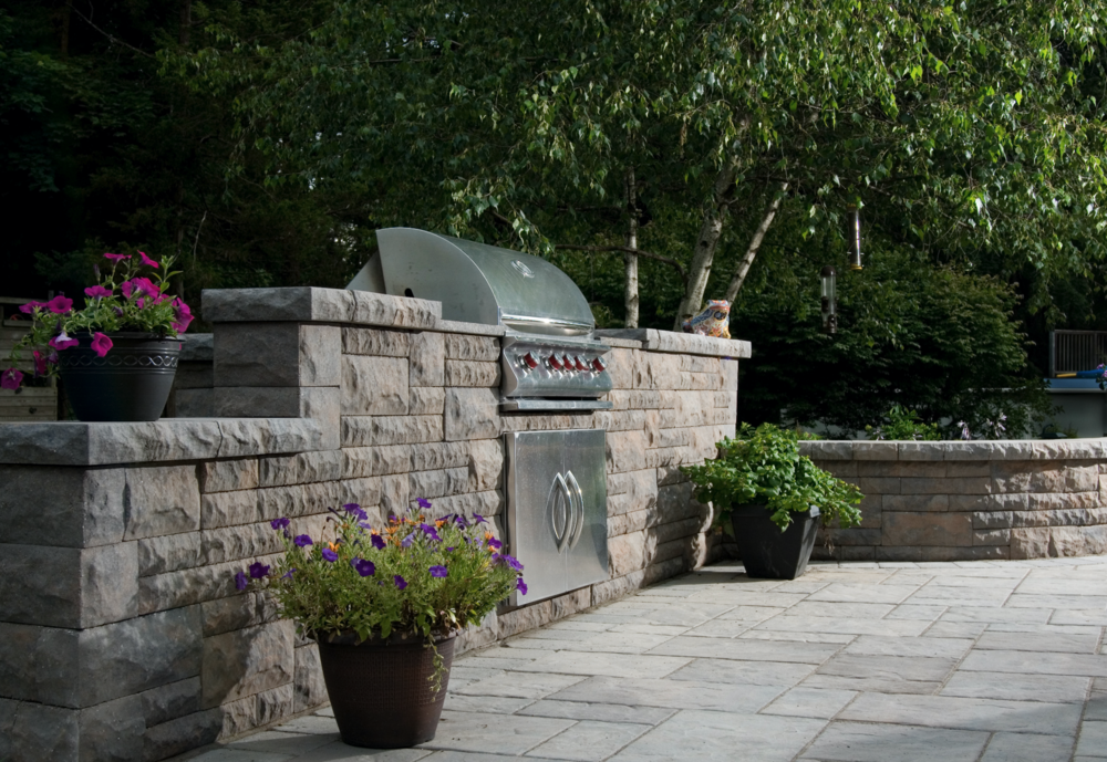 Accessible yet Practical Outdoor Kitchen Design for Your Hopewell Junction, NY Home