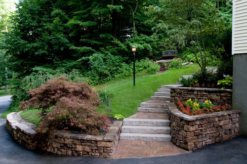 Patio design in Poughquag, NY