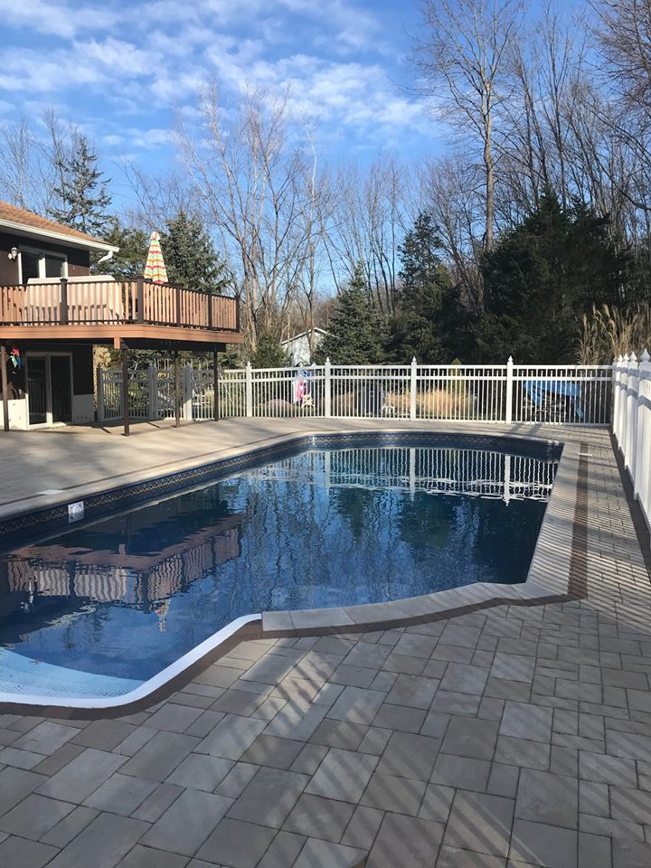 Patio design in Westchester County, NY