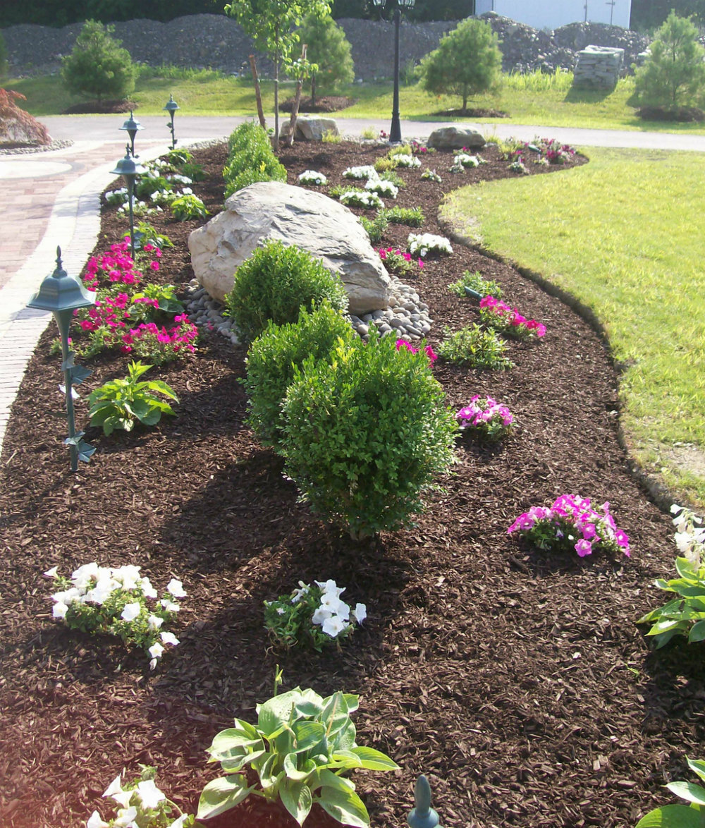 Beautiful Low Maintenance Landscaping Ideas For A Stress Free 2018 In Lagrangeville NY