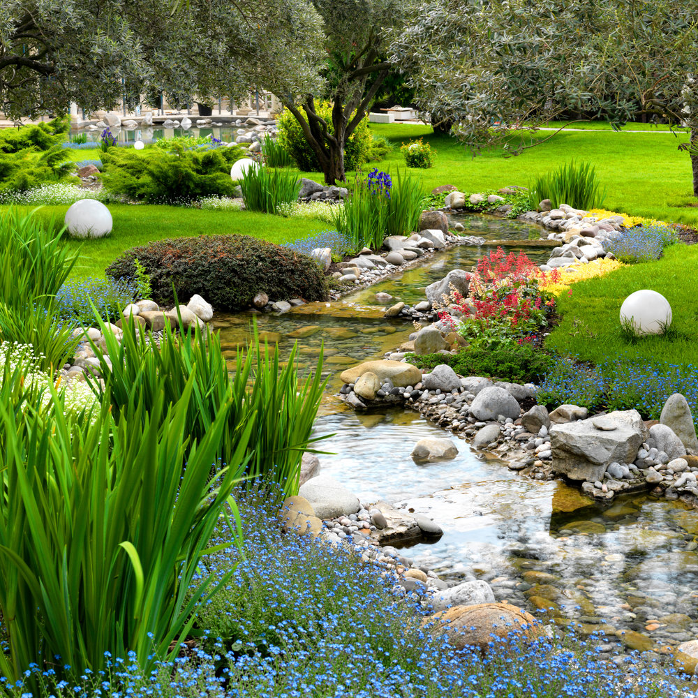 Landscaping for the Five Senses in Wappingers Falls, NY