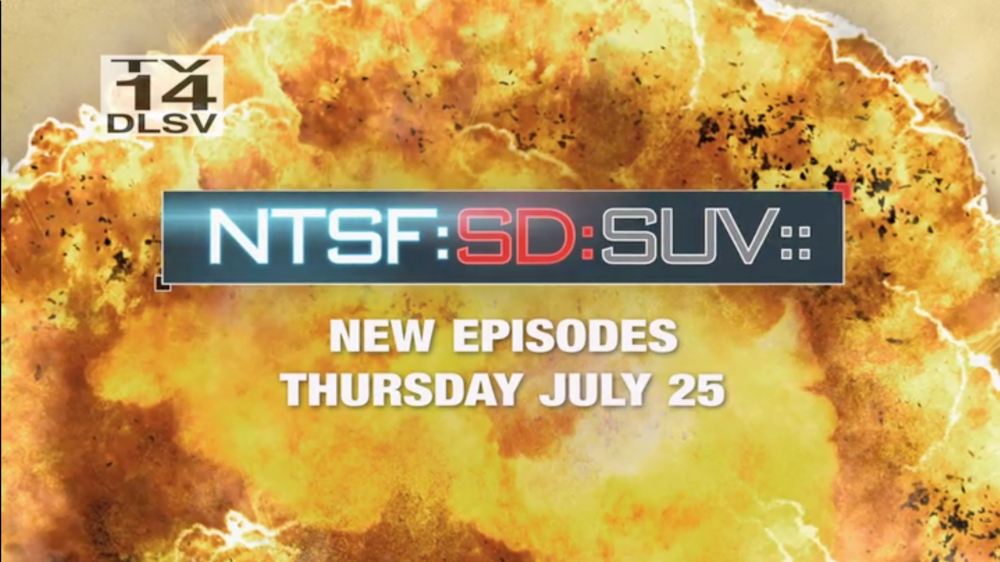 NTSF:SD:SUV Trailer (Latest Trailer)