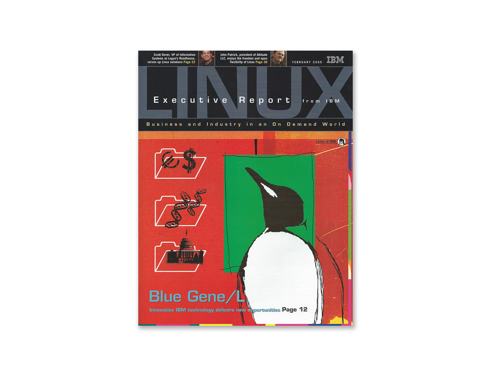 IBM's Linux Executive Report