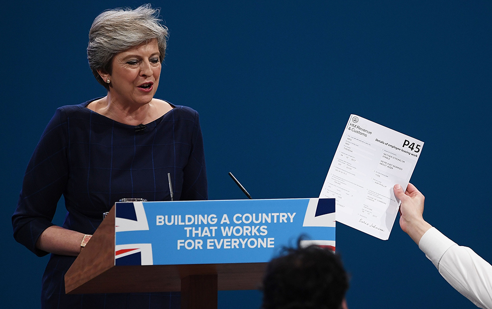 What do the Tories need to do to turn   things around? -