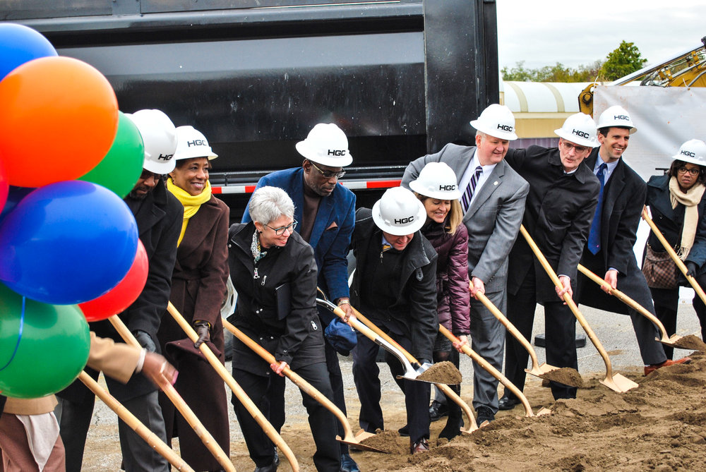 Avondale Town Center groundbreaking