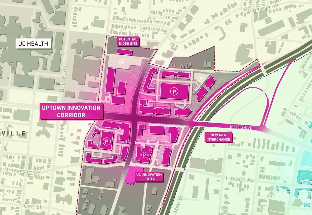 Uptown Innovation Corridor