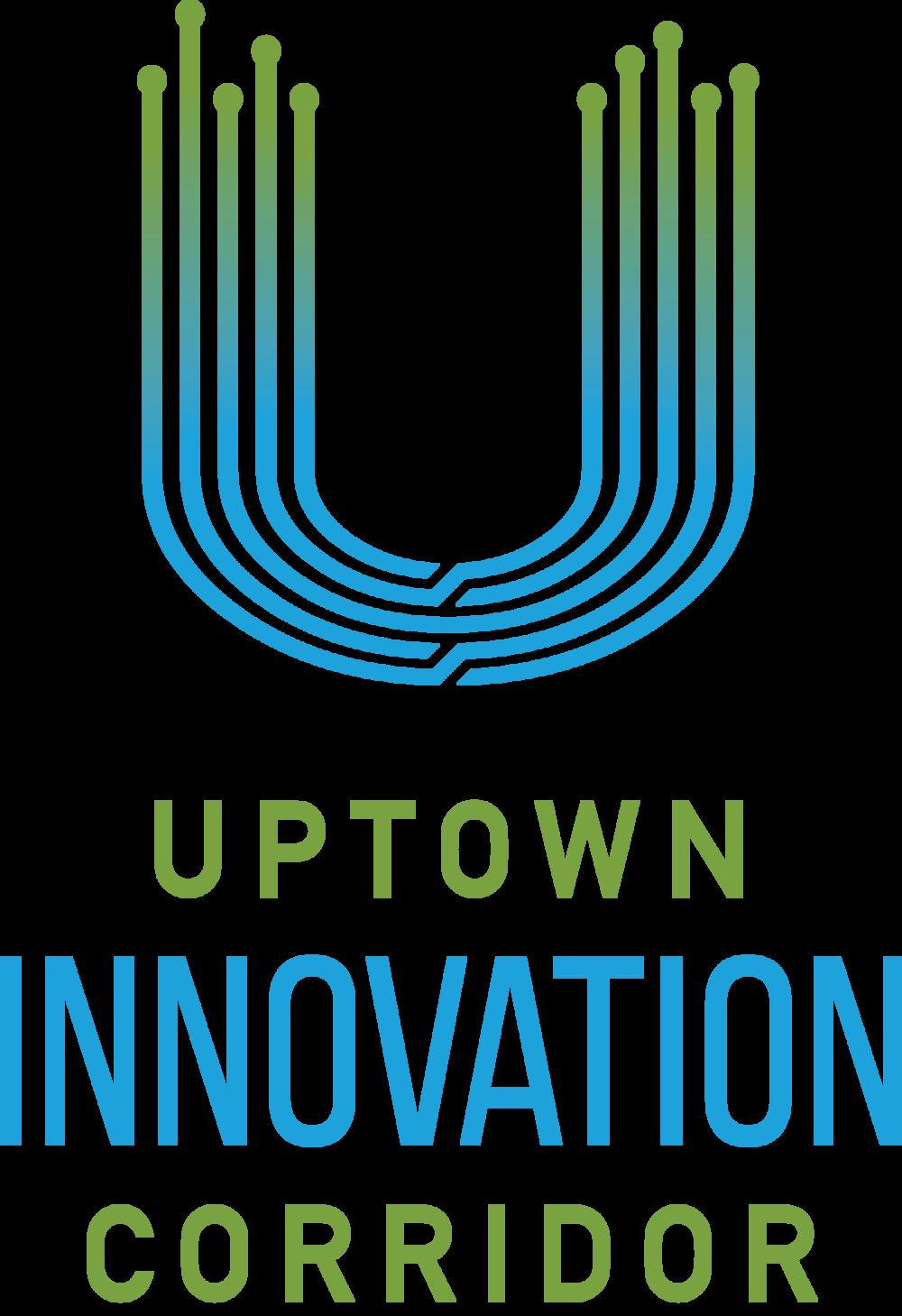 Uptown Innovation Corridor logo