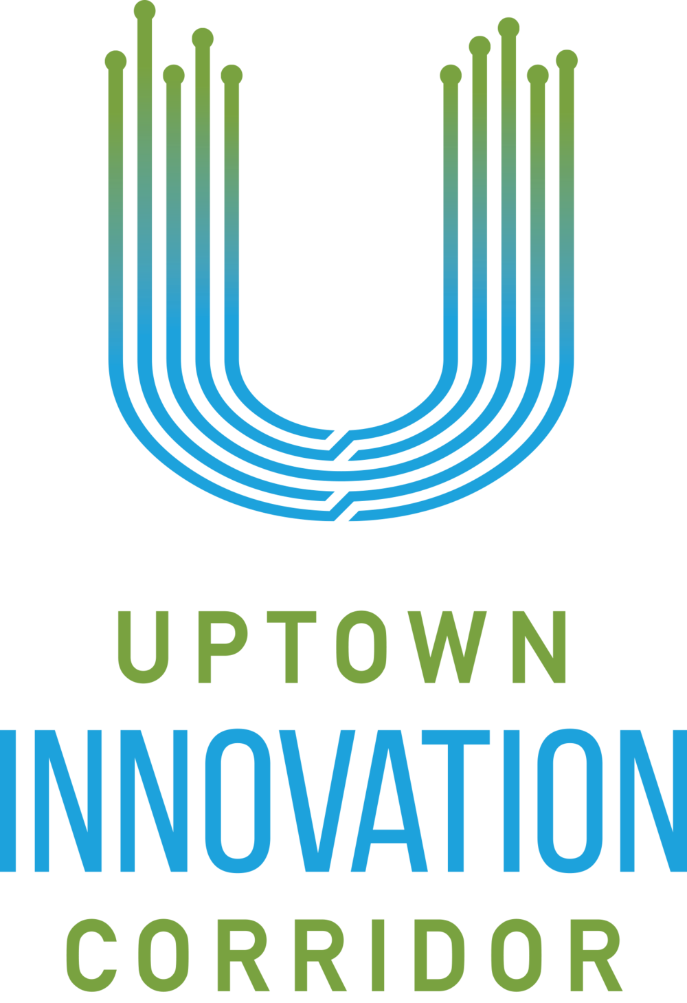 Uptown Innovation Corridor logo