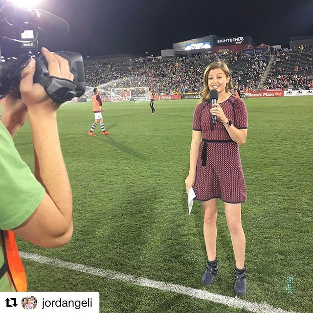 This girl. She literally does it all. Check out @jordangeli's story by clicking the link in our bio or visiting our home page. @theaclclub