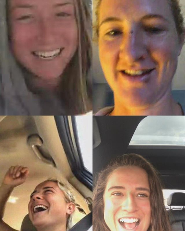 When @emilysonnett waits on house party to break into @sportingchic company meetings, you know your doing something right. #HACKED