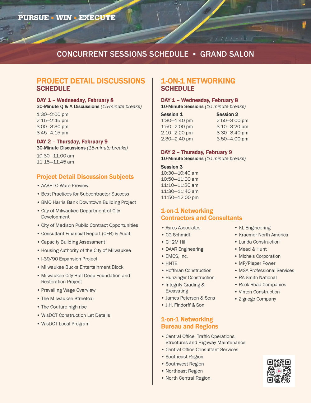 31st Annual Event Agenda Golden Shovel WI Conference