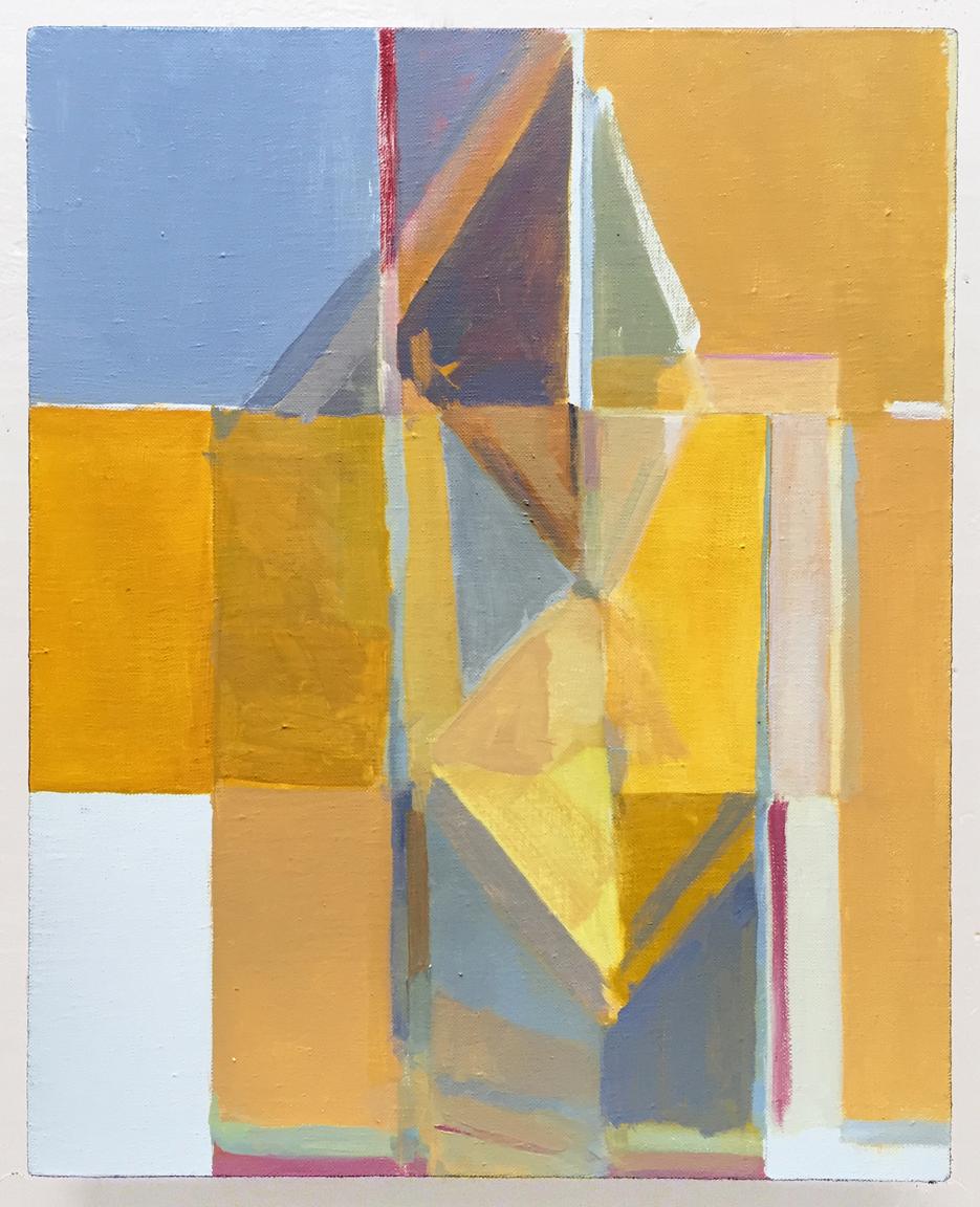 Passage (2015) Oil, linen