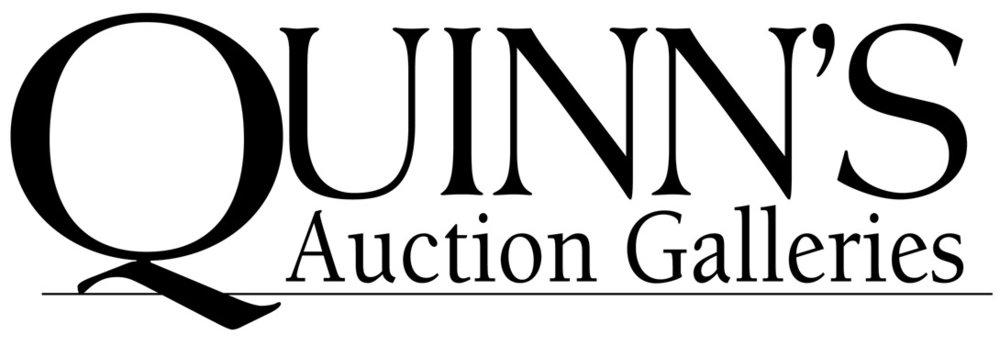 Quinn's Auction Galleries VAELA Sponsor