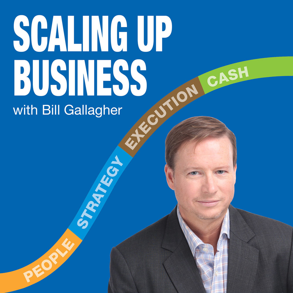 - Scaling Up Business is all about how a few companies make it...and why the rest don't.