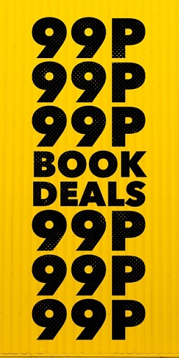 Lounge Books - Ad - 99p Book Deals Yellow