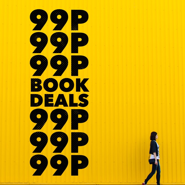 Lounge Books - Ad - 99p ebook Deals