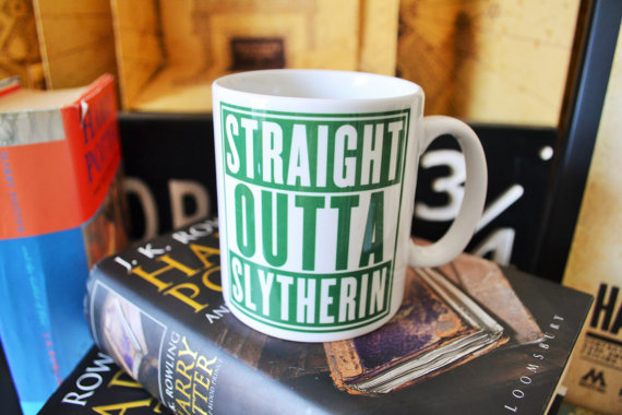 Harry Potter 'Straight Outta'  Mug  £11.00