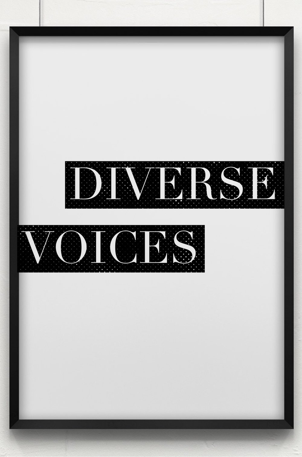 Lounge Books - Ad - Diverse voices