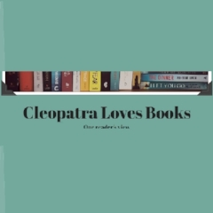 Book blogger - Cleopatra Loves Books - Lounge Books