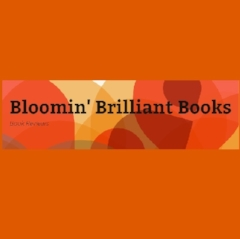 Book blogger - Bloomin Brilliant Books - Lounge Books