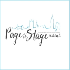 Book blogger - Page to Stage - Lounge Books