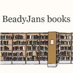 Book bloggers - Beady Jans books - Lounge Books