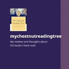 Book blogger - My Chestnut Reading Tree - Lounge Books