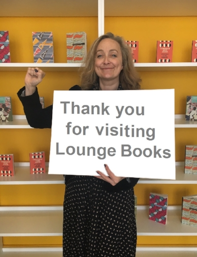 Sam Missingham - Founder, CEO - Lounge Books