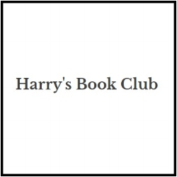 Book blogger - Harry's Book Club - Lounge Books