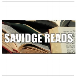 Book blogger - Savidge Reads - Lounge Books