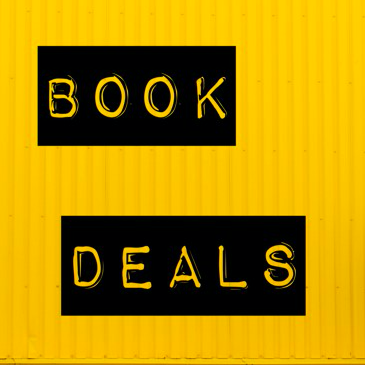 Lounge Books - Ad - Book Deals