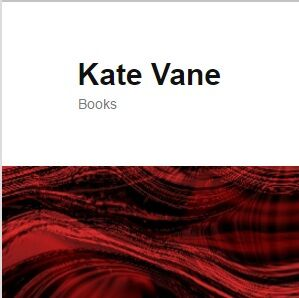 Lounge Books - Bloggers - Kate Vane