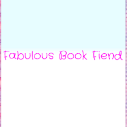 Lounge Books - Bloggers - Fabulous Book Fiend