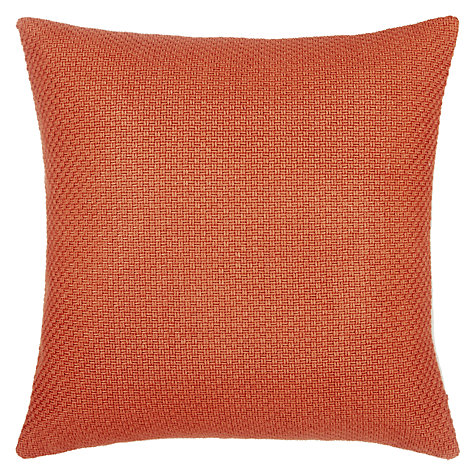 Lounge Books - John Lewis - Orange Cushion