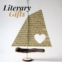 Lounge Books - Ad - Literary Gifts