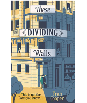 Lounge Books - Book - The Dividing Walls - Fran Cooper