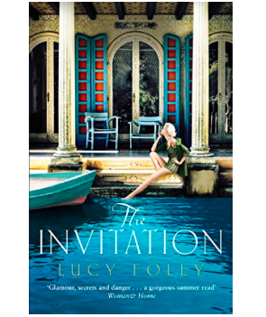Lounge Books - Book - The Invitation - Lucy Foley