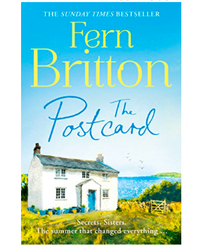 Lounge Books - Book - Fern Britton The Postcard