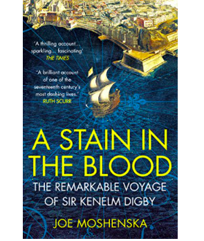 Lounge Books - Book - A Stain in the Blood
