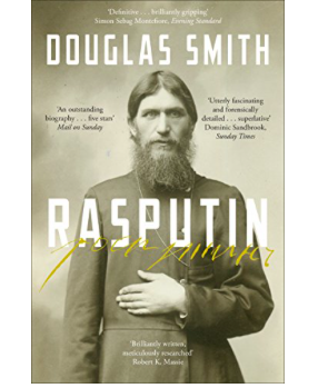 Lounge Books - Book - Rasputin - Douglas Smith