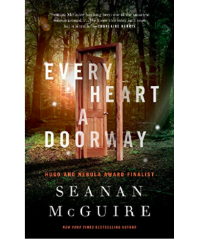 Lounge Books - Book - Every Heart a Doorway