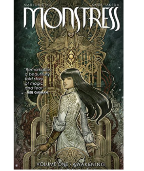 Lounge Books - Graphic Story - Monstress