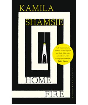 Lounge Books - Book - Home Fire - Kamila Shamsie