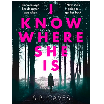 Lounge Books - Book - I Know Where She Is - Canelo