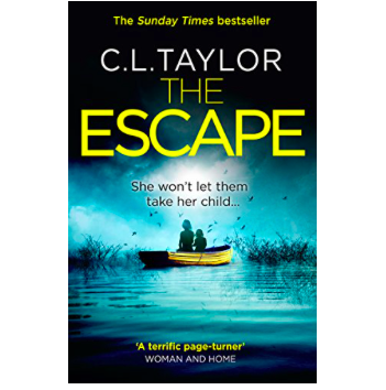 Lounge Books - Book - The Escape C L Taylor