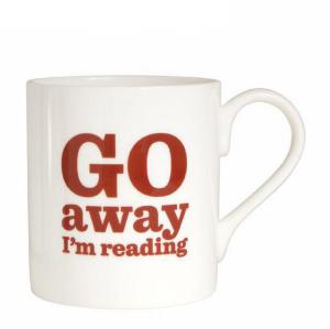 Go Away Mug £9.95
