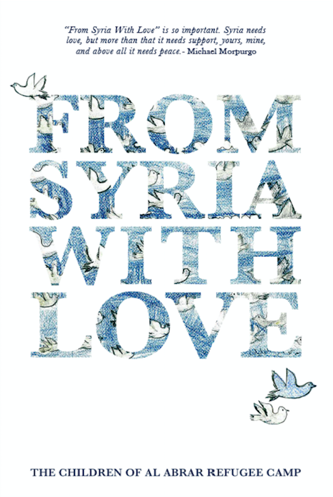 Lounge Books - Book - From Syria With Love